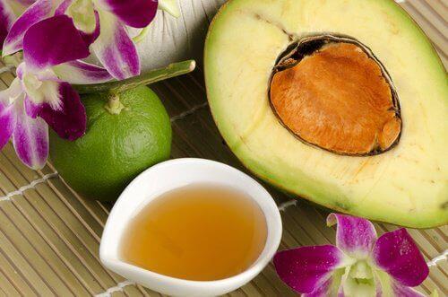 awokado - naturalne składniki do poprawy urody