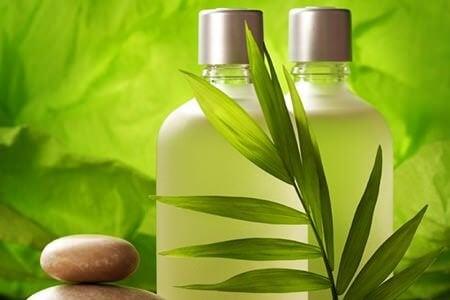 Domowej receptury szampon