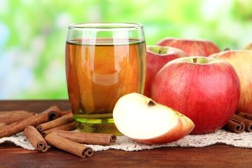Jabłka sok