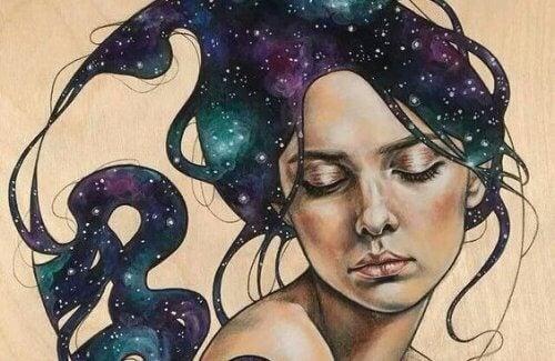 marząca kobieta a syndrom Wendy