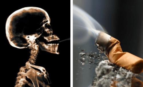 Konsekwencje palenia tytoniu