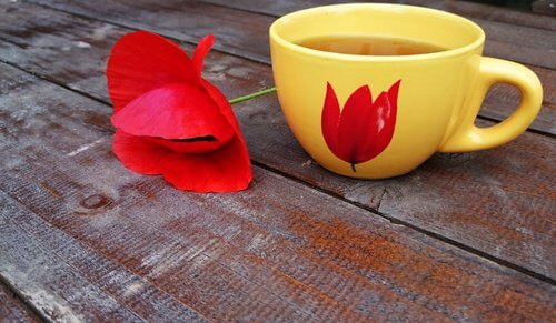 Napar z kwiatów maku
