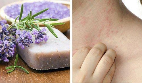 Naturalne mydło dla skóry wrażliwej
