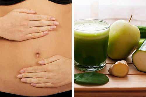 Układ trawienny i cukrzyca: oczyszczający napój
