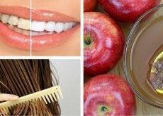 ocet jabłkowy kosmetyki