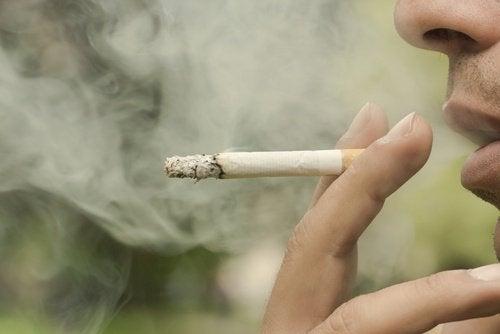 Szkodliwe dla zdrowia palenie tytoniu