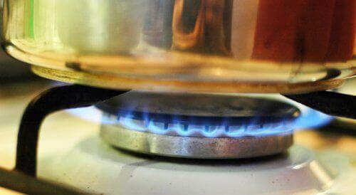 palnik gazowy - czyszczenie kuchni
