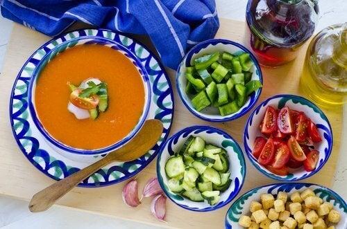 składniki diety