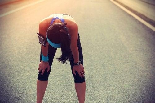 Skurcze przy bieganiu