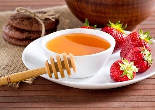 Syrop truskawkowy na kaszel