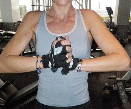 Wzmacnianie mięśni