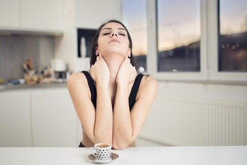 ćwiczenia szyja