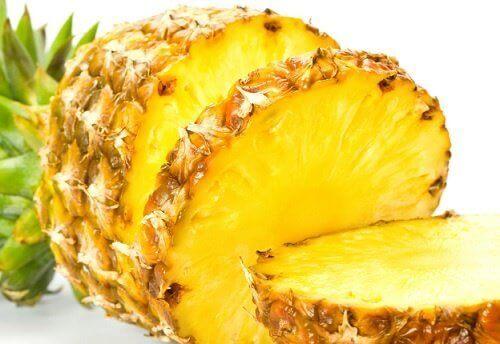 ananas a osteoporoza