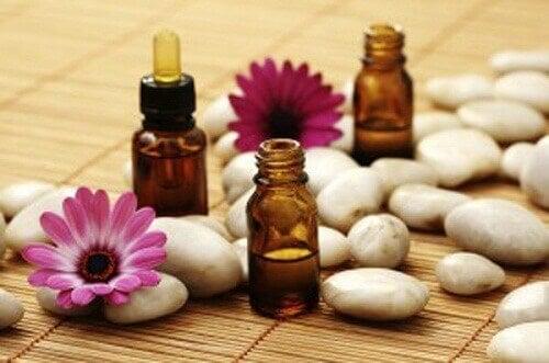 Aromaterapia jako sposób na ból
