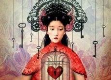 kobieta z azji