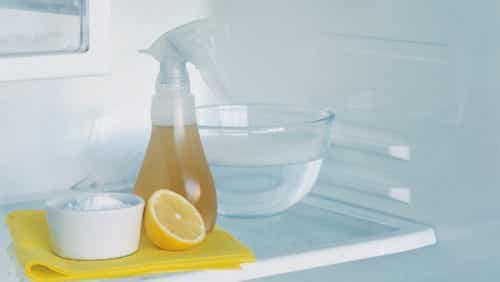 Lodówka - wyczyść ją i usuń nieprzyjemny zapach