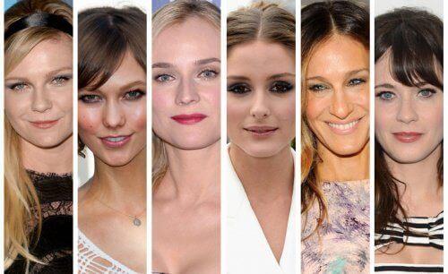 Fryzura: dobierz optymalną do kształtu Twojej twarzy