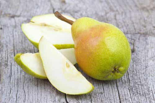 Gruszka - 1 owoc dziennie a tyle korzyści!