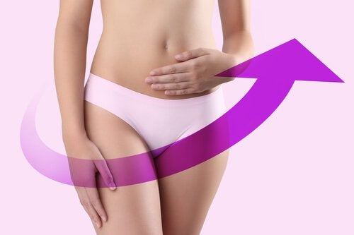 Infekcja intymna u kobiety