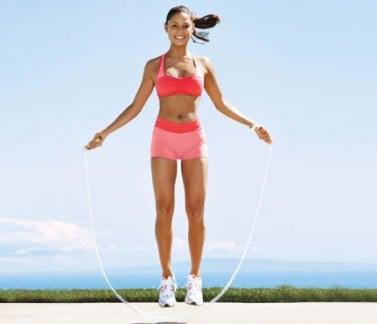 Skakanie na skakance a zdrowe kolana