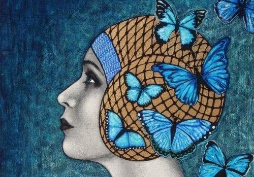 Motyle w głowie