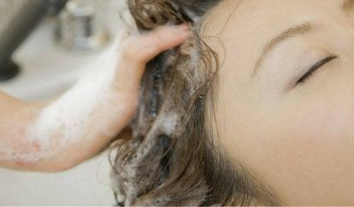 Myte włosy