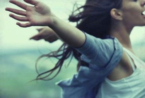 Cudowne poczucie wolności