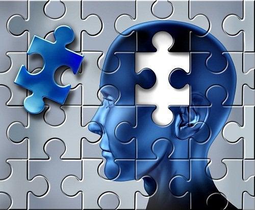 puzle mózg