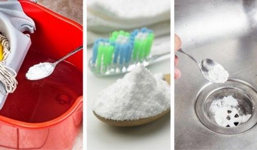 Soda oczyszczona – 6 zastosowań