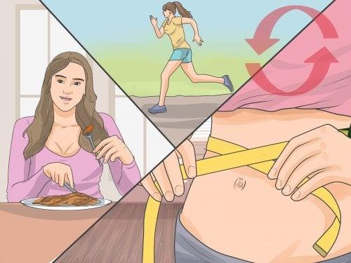 ćwiczenia na utratę wagi