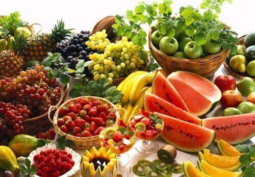 Swieże owoce