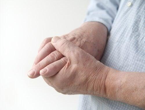 Ręce - bóle stawów