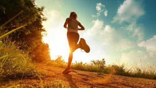 Bieganie pomoże Ci zwalczyć negatywne emocje