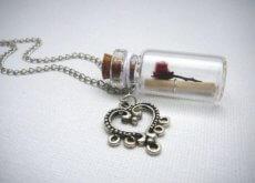 buteleczka i serce