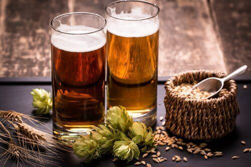 chmiel i piwo