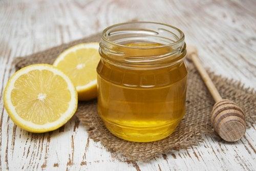 Cytryna i miód