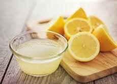 Cytryna i sok z cytryny