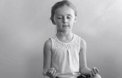 Medytacja – alternatywa dla karcenia dzieci