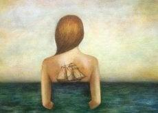 Kobieta i morze: głębokie samopoznanie