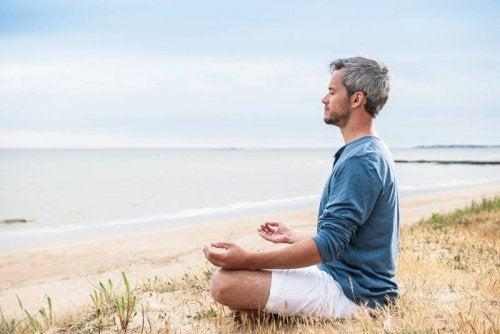 Medytacja odgania zły humor