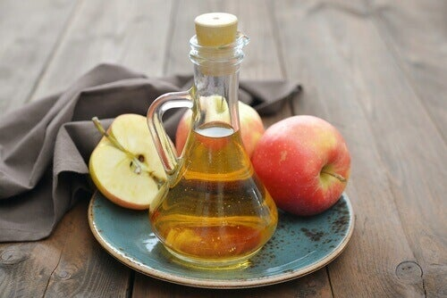 Jabłka i ocet
