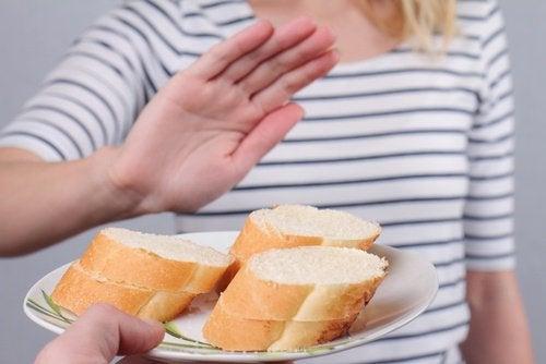 odmowa jedzenia