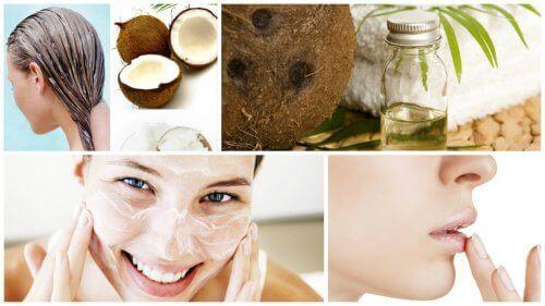 Olej kokosowy – 9 nietypowych zastosowań