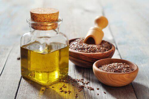 olej sezamowy na choroby kręgosłupa