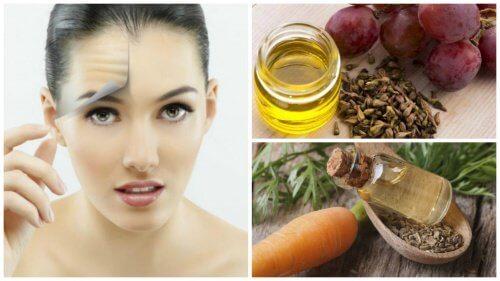 Olejki do oczyszczania i pielęgnacji twarzy