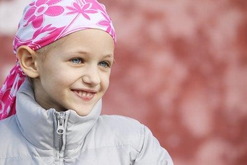 rak u dzieci