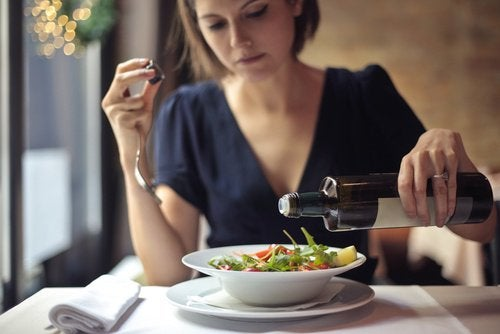 sałatka zdrowa dieta