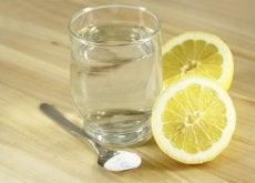 Soda i cytryna