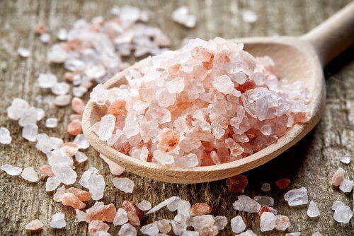 Różowa sól himalajska na migreny!