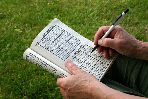 rozwiązywanie sudoku